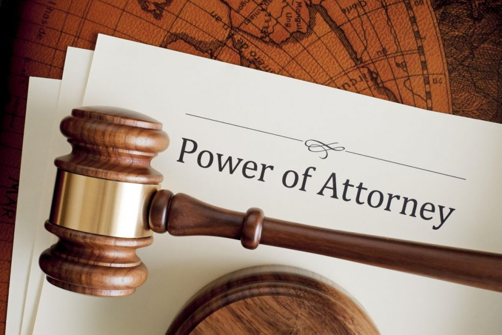 Power of Attorney documents are important in estate plans.