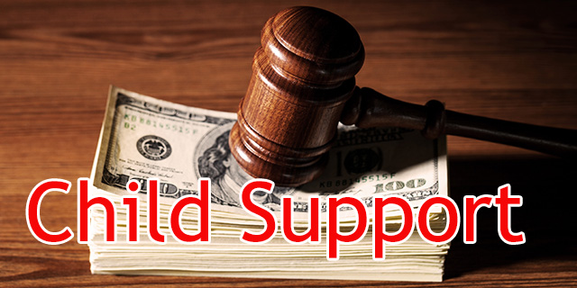 increasing and decreasing child support in michigan