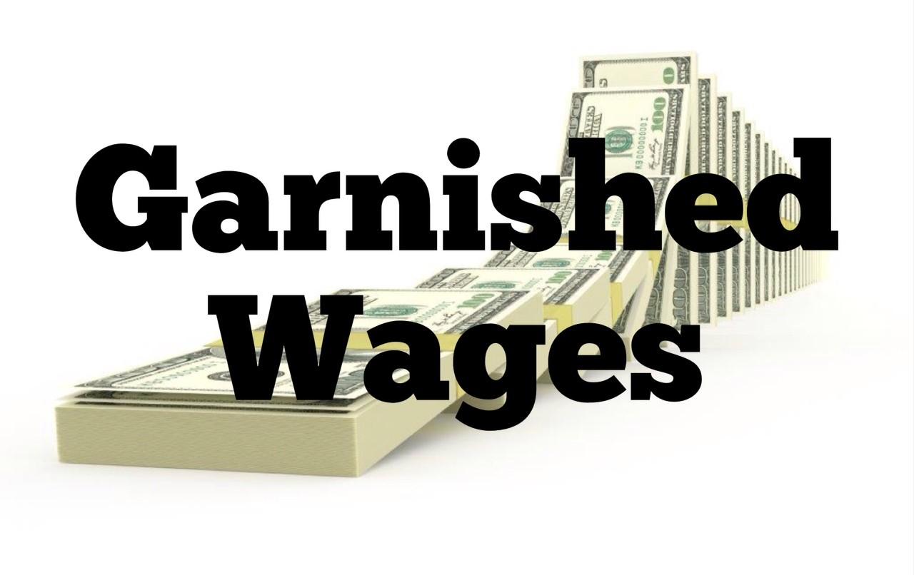 Wage garnishment in michigan