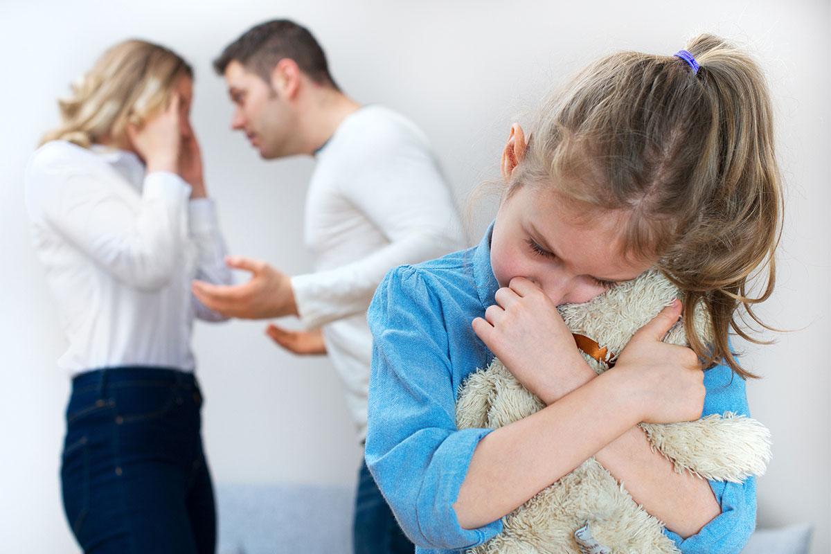 Downriver divorce with children