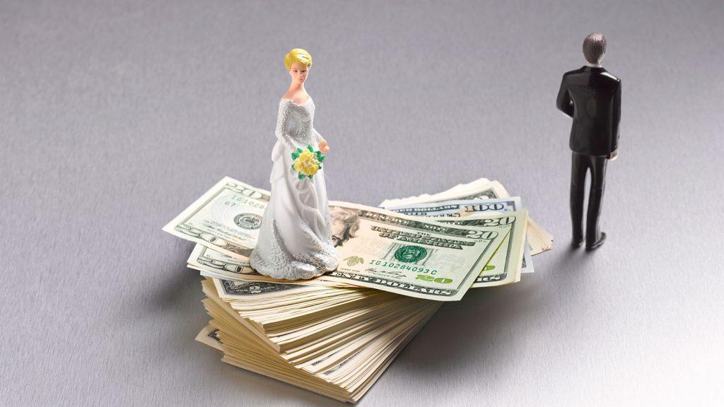 Alimony in Michigan divorces
